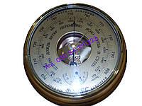 Барометр УТЕС БТКСН-8 (шлифованное золото)
