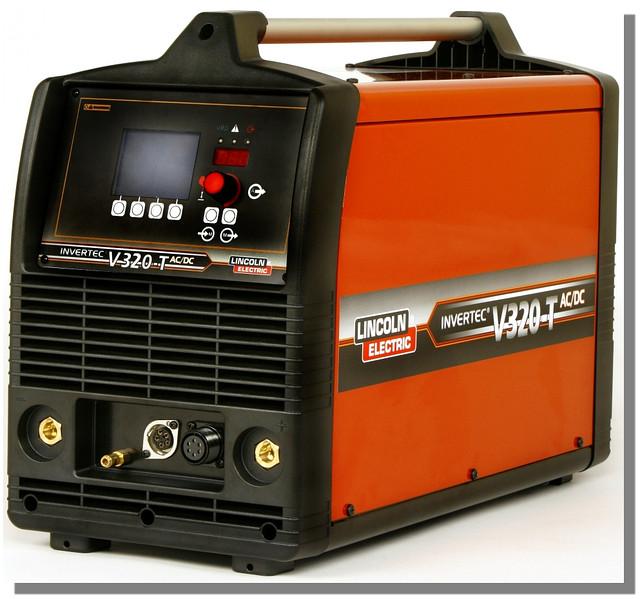 Сварочный аппарат Invertec V320-T AC/DC