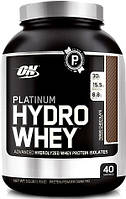 Platinum HydroWhey Optimum Nutrition, 1600 грамм