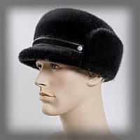Мужская шапка из нерпы (конфедератка)
