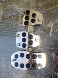 Накладки педалей S-1 для ВАЗ 2108-15, фото 2