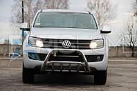 Кенгурятник Кенгур Передняя защита V2 VW Amarok