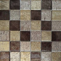 Керамическая плитка Mix Grey Мозаика от VIVACER (Китай)