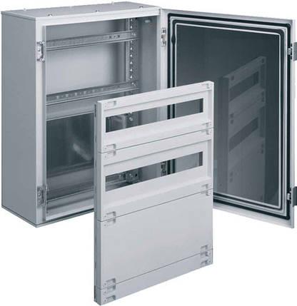 Шафа металева ORION Plus, IP65 непрозорі двері, 650Х500Х250мм, Hager, фото 2