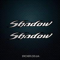 "Набор наклеек  ""Honda VT 750 Shadow Aero 2004"" 2шт."