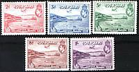 Папуа-Новая Гвинея 1938 год. Полная серия. Георг