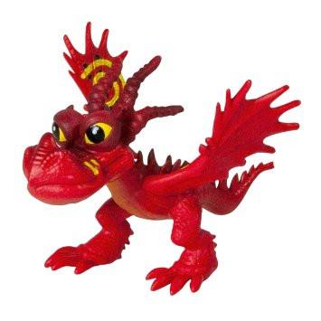 Dreamworks Dragons Как приручить дракона: коллекционная фигурка 6 см -