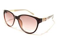 Женские солнцезащитные очки Gucci 1002 C2 SM 02361, очки Гуччи коричневые купить в интернете