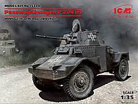 Panzerspähwagen P 204 (f), Германский бронеавтомобиль ІІ МВ 1/35