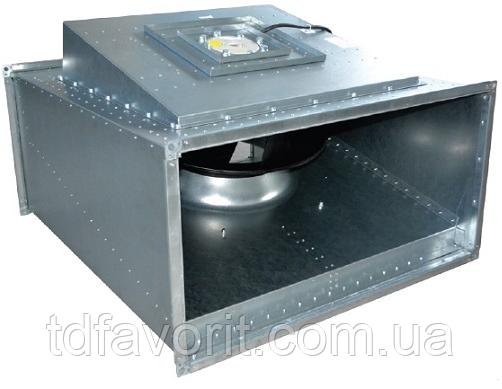 SVB 60-30/35-4D прямоугольный канальный вентилятор