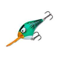 """Воблер Rapala Angry Birds DT10 """"Green Toucan"""" 6см 17гр"""