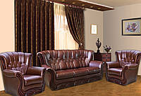Комплект мягкой мебели  Европа    Мебель-Сервис