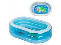 Детский надувной бассейн Intex 57482 Овальный 238 л