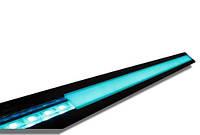 Профиль Светящийся плинтус для led ленты  SVT PL009