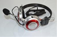 Наушники проводные с микрофоном  YH-607 (в блистере)
