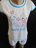 Летние женские пижамы с шортами., фото 2
