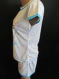 Летние женские пижамы с шортами., фото 3