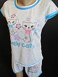 Летние женские пижамы с шортами., фото 5