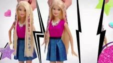 Набор Барби Сияющие волосы Barbie, фото 2