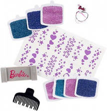 Набор Барби Сияющие волосы Barbie, фото 3
