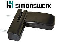 Петля дверная Simonswerk K3135 коричневая