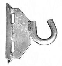 Крюк для круглых опор GHSO20