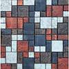 Керамічна плитка RM01 Мозаїка від VIVACER (Китай)