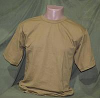 Футболка камуфляжная Койот/T-shirt coyote tan, UA