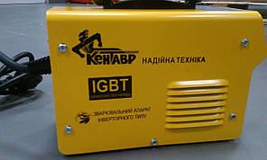 Сварочный инвертор Кентавр СВ 250НК (с кейсом)