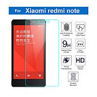 Защитное стекло ProGlass 0,26mm (2,5D) для Xiaomi Redmi Note, фото 1