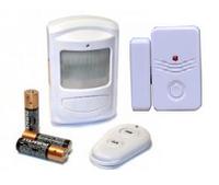 GSM сигнализация Shivaki EXPRESS GSM KIT. Комплект датчик движения+датчик открытия.