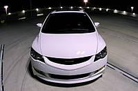 """Решетка радиатора Хонда Цивик В стиле """"Mugen"""", Honda Civic"""