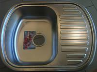 Мойка кухонная 49x63