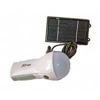 Лампа Светодиодная на солнечной Батареи GD-652