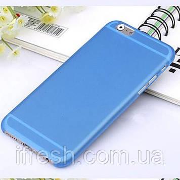 Ультратонкий чохол для iPhone 6/6s, синій