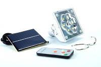 Светодиодная лампа с акуммулятором GD-LIGHT GD-5017 с солнечной батареей