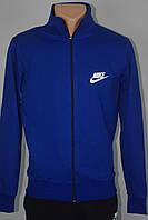 Спортивная мужская олимпийка в стиле Nike трикотаж, фото 1