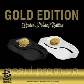 Браслеты с золотой голограммой Gold Hologram Silicone Wristband