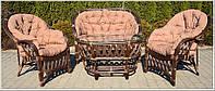 Комплект садовой мебели из ротанга Casablanka-2