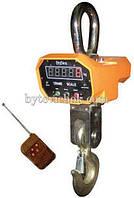 Весы крановые электронные OCS-5000 кг (5 т.)