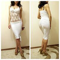 Платье Откровенное с болеро