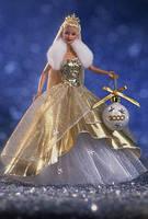 Кукла Барби коллекционная Праздничная 2000 ( Barbie Special 2000 Edition 12 Inch Doll - Celebration Barbie), фото 4