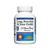Здоровье Легких, Бронхов, Синусов (Lung, Bronchial & Sinus) 45 таблеток