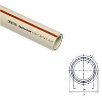 Трубы полипропиленовые Fiber Basalt Plus для водоснабжения и отопления  Wavin Ekoplastik