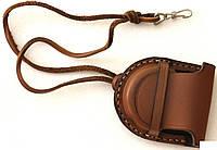 Сумочка для карманных часов из кожи