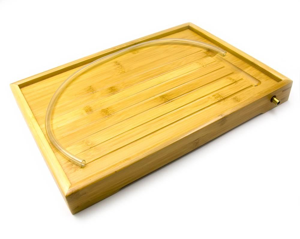 Доска Для Чайной Церемонии (Чабань) (35х25х3,5 См)