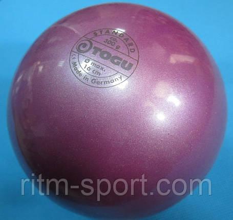 Мяч для художественной гимнастики T0GU (300 г), фото 2