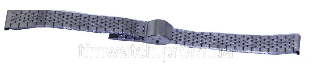 Новый советский стальной браслет 18 мм