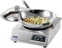 Плита індукційна WOK SARO LOUISA із сковородою (Німеччина)