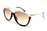 Женские солнцезащитные очки Gucci 5181 C2 SM 02442, качественные реплики очков